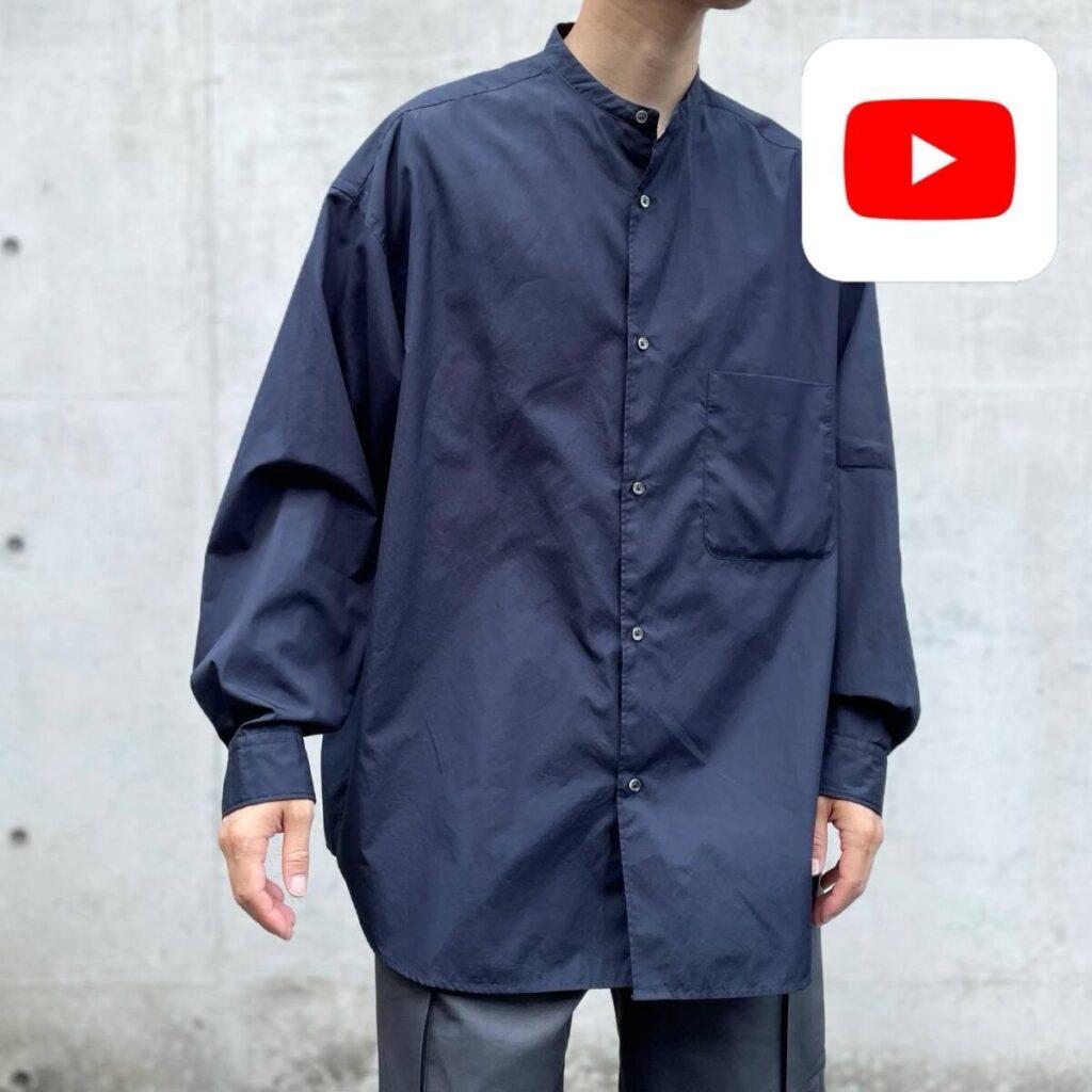 【YouTube】体型の違うスタッフが着るグラフペーパー 第 2 弾