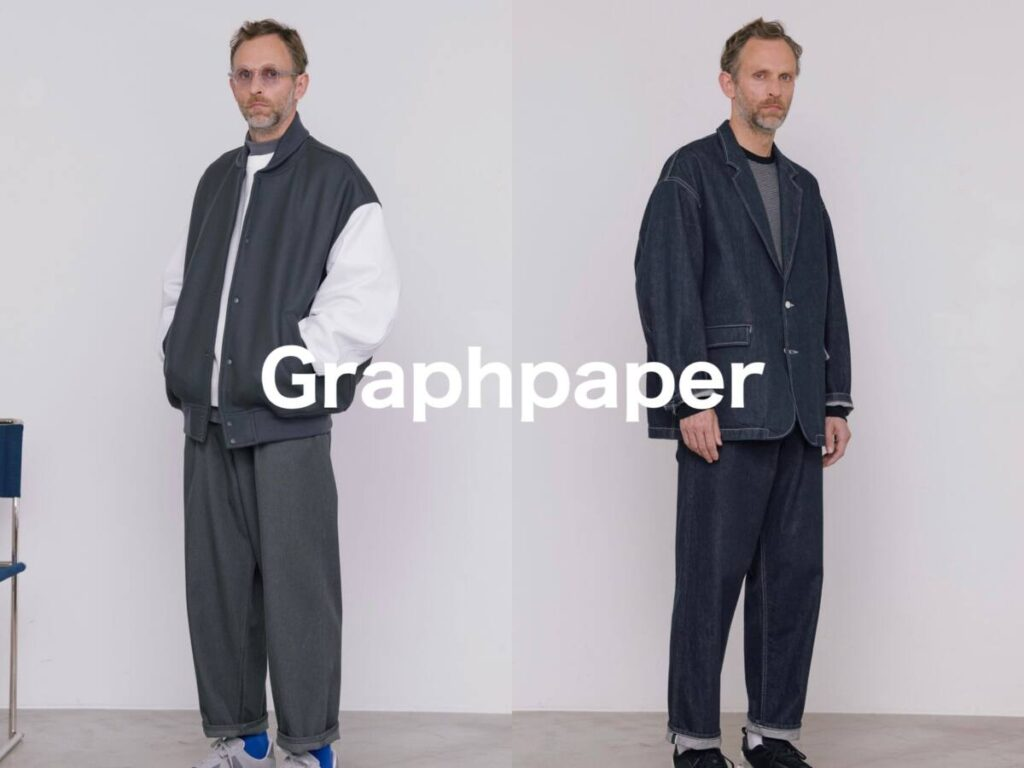 Graphpaper 21AW COLLECTION LOOK